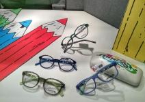 occhiali linea STING