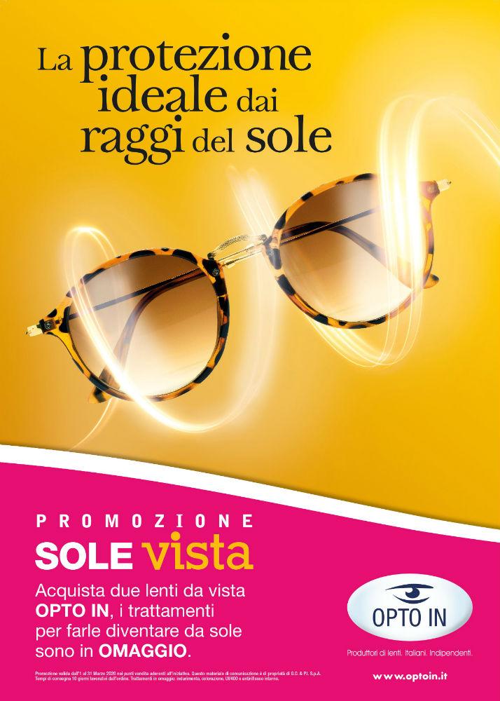 Promozione SOLE/VISTA